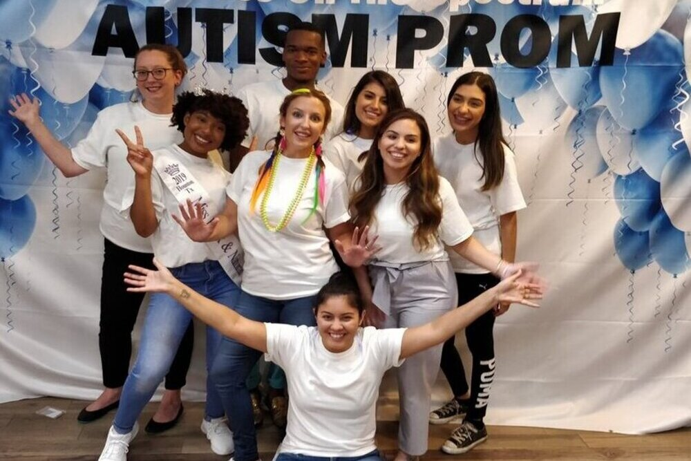 SOS Autism Prom 2018