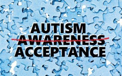 SOS PROMOTES Autism ACCEPTANCE